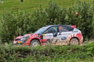 Kuba Greguła, Jakub Dachowski, Subaru Impreza WRX STI N15