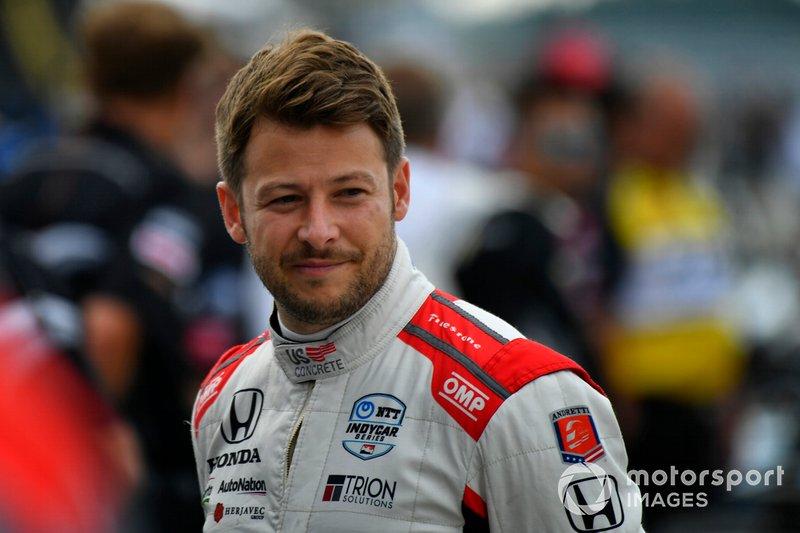 Bestätigt für 2020: Marco Andretti (USA)
