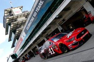 Daniel Suarez, Stewart-Haas Racing, Ford Mustang Haas Automation