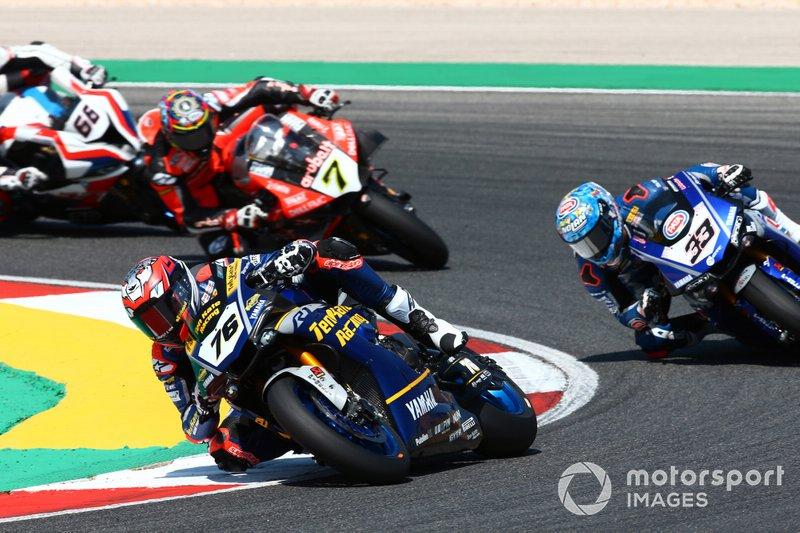 Loris Baz, Althea Racing, Marco Melandri, GRT Yamaha WorldSBK