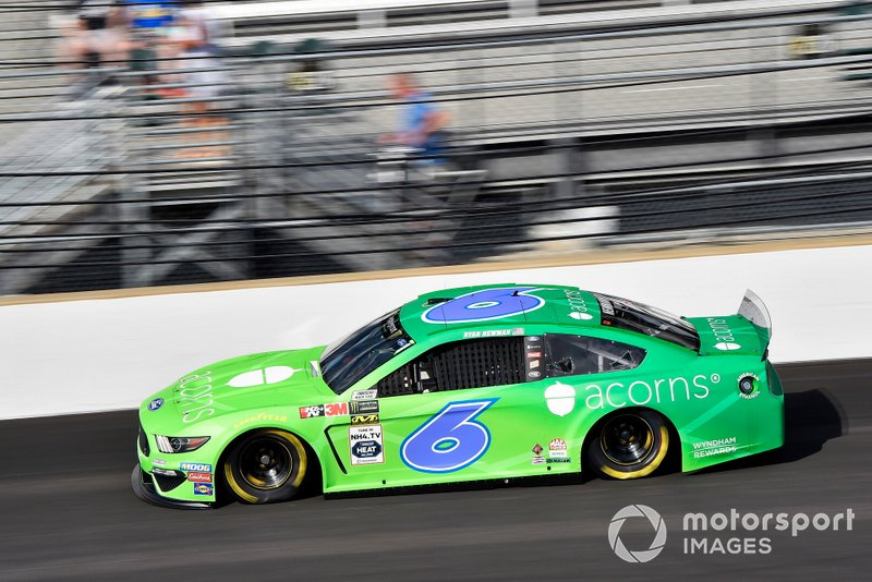 17th: Ryan Newman, Roush Fenway Racing --