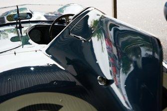Ecurie Ecosse Jaguar D-Type fin detail