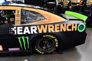 Kurt Busch, Chip Ganassi Racing, Chevrolet Camaro GEARWRENCH