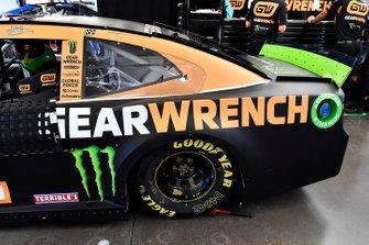 Kurt Busch, Chip Ganassi Racing, Chevrolet Camaro GEARWRENCH
