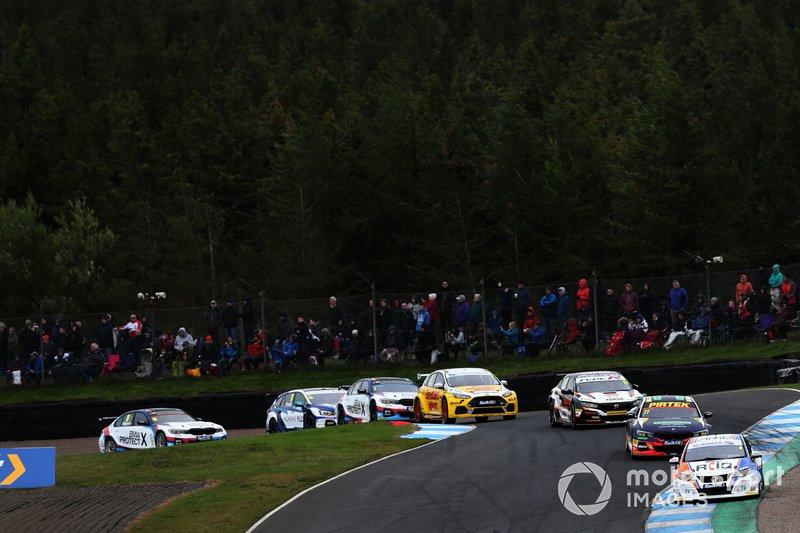 Rory Butcher, AmD Tuning Honda Civic leads
