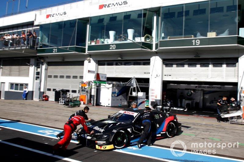 Бруно Спенглер, BMW Team RMG, BMW M4 DTM