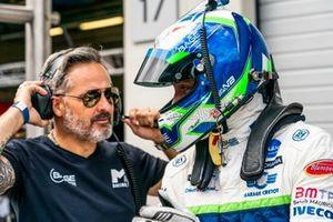 Natan Bihel, M Racing Hyundai i30 N TCR with Yvan Muller