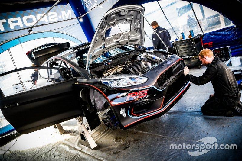 Eric Camilli, Benjamin Veilla, M-Sport Ford WRT, Ford Fiesta R5