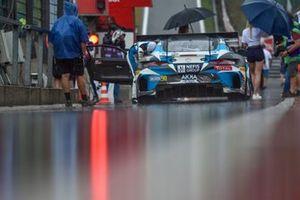 #90 Akka ASP Team Mercedes-AMG GT3: Nico Bastian, Timur Boguslavskiy, Felipe Fraga