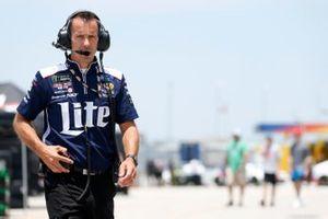Paul Wolfe, Team Penske, Ford Mustang Miller Lite