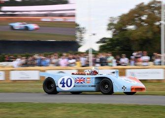 Porsche 908 Brian Redman