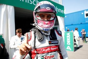 Pole sitter Nico Müller, Audi Sport Team Abt Sportsline