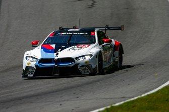 #24 BMW Team RLL BMW M8 GTE, GTLM: Jesse Krohn, John Edwards