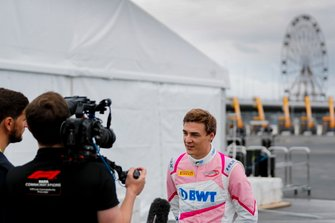 Artem Markelov, Arden parla ai media
