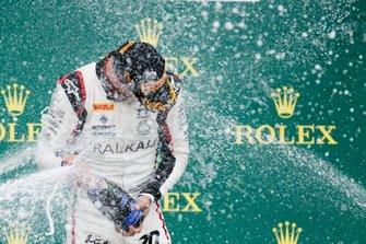 Winnaar Leonardo Pulcini, Hitech Grand Prix