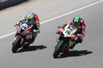 Leandro Mercado, Orelac Racing Team, Eugene Laverty, Team Go Eleven