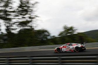 #33 Audi R8 LMS: Oliver Bender, Klaus Koch, Peter Schmidt