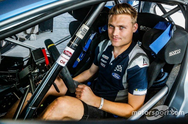 Pontus Tidemand, M-Sport Ford WRT