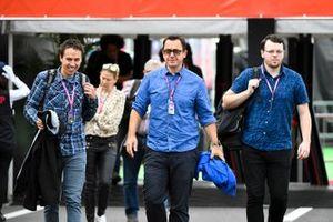 Ben Anderson, Journalist, Jonathan Noble, Journalist and Scott Mitchell, Journalist