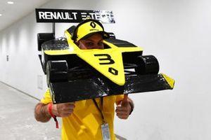 Un fan de Renault F1 Team