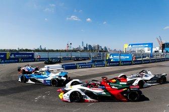 Alexander Sims, BMW I Andretti Motorsports, BMW iFE.18 Daniel Abt, Audi Sport ABT Schaeffler, Audi e-tron FE05, Jose Maria Lopez, Dragon Racing, Penske EV-3