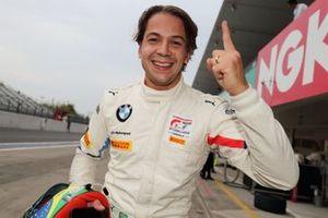 Pole sitter #42 BMW Team Schnitzer BMW M6 GT3: Augusto Farfus