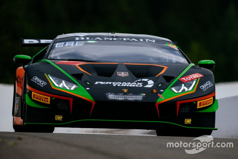 Blancpain GT Series, equipos: Andrea Caldarelli, Marco Mapelli