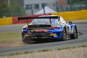 #21 OpenRoad Racing Porsche 911 GT3 R: Francis Tija, Michael Soeryadjaya, Remo Ruscitti, Antares Au