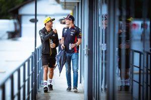 Daniel Ricciardo, Renault F1 Team, Max Verstappen, Red Bull Racing