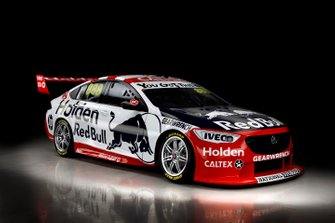 Triple Eight Race Engineering Holden Bathurst livery