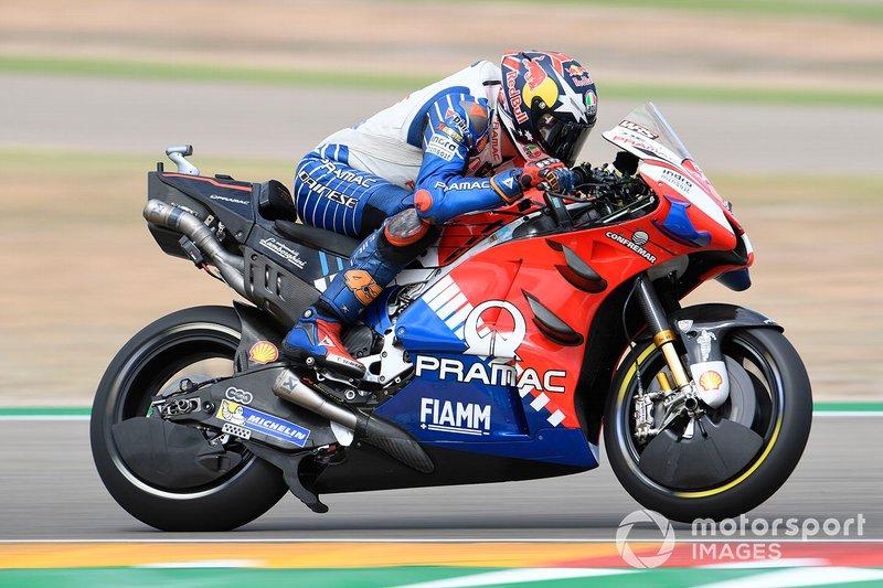 4º Jack Miller, Pramac Racing