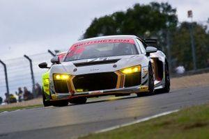 #29 Steller performance, Audi R8 LMS GT4, Senna Fielding, Richard Williams