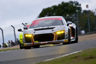 #29 Steller performance, Audi R8 LMS GT4, Senna Fielding, Richard Williams