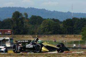 Conor Daly, Arrow Schmidt Peterson Motorsports Honda