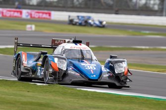 #36 SIGNATECH ALPINE ELF - Alpine A470 - Gibson: Andre? Negra?o, Pierre Ragues, Thomas Laurent