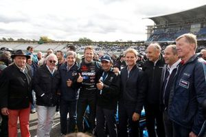 Jochen Mass, Keke Rosberg, Christian Geistdörfer, Jenson Button, Emerson Fittipaldi, Nico Rosberg, Hans-Joachim Stuck, Gerhard Berger, Walter Röhrl