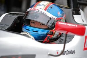 Ukyo Sasahara(B-max Racing with motopark F3)