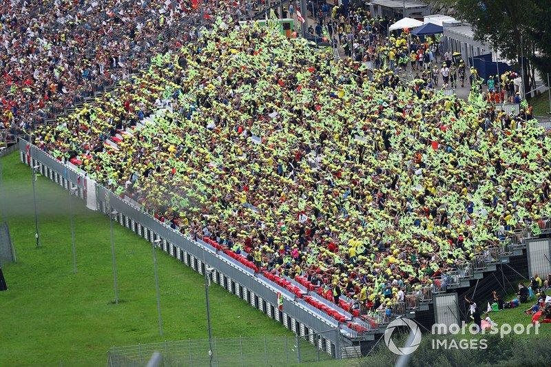 Riccardo Rossi, Gresini Racing fans