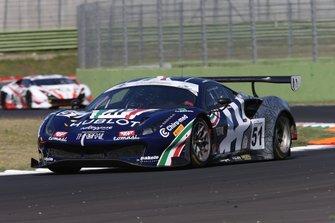 #51 Ferrari 488 GT3 PRO-AM, AF Corse: Mann-Cioci