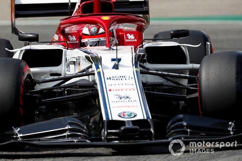 Kimi Raikkonen – Pré-corrida