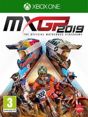 MXGP 2019 game - Xbox One