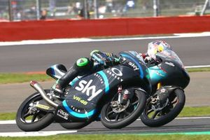 Dennis Foggia, Sky Racing Team VR46, Ayumu Sasaki, SIC Racing Team