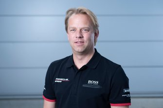 Carlo Wiggers, responsabile del Team Management & Business Relations, Porsche Motorsport
