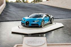 Bugatti Chiron Fondation Louis Vuitton