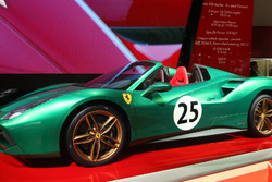 Ferrari 488 Spider 70e anniversaire