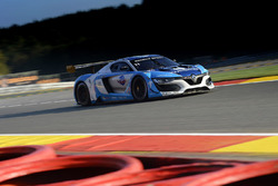 #11 High Class Racing Renault RS01: Anders Fjordbach, Dennis Andersen