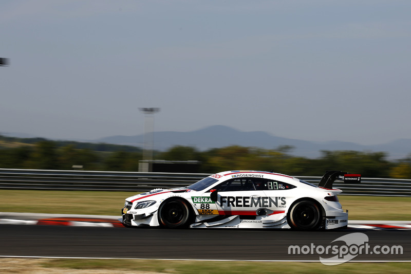 Феликс Розенквист, Mercedes-AMG Team ART, Mercedes-AMG C 63 DTM DTM