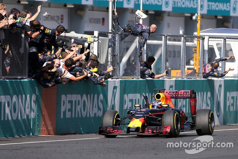 2016 Daniel Ricciardo, Red Bull Racing