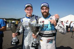 Maxime Potty e Stefano Comini, Team WRT