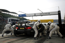 Пит-стоп. Бруно Спенглер, BMW Team MTEK, BMW M4 DTM